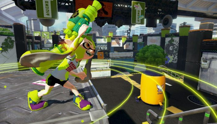 NoE: 'Learn all about Splatoon's unique style in our exclusive interview!'