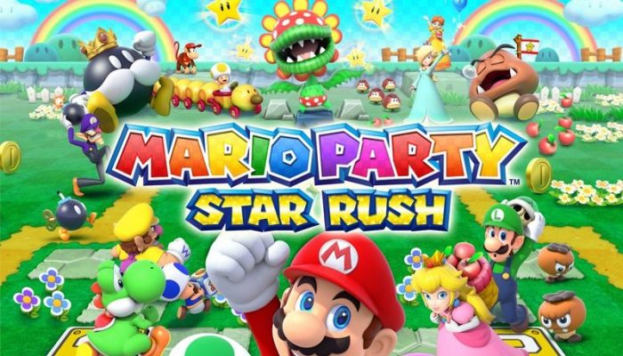Nintendo of America planning a Mario Party Star Rush Celebration on Twitter