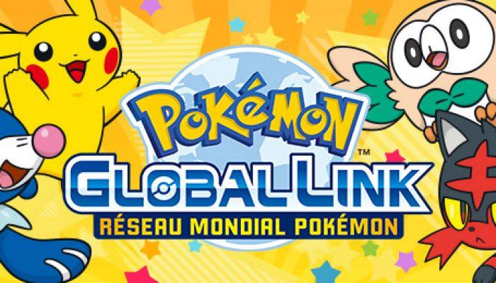 PGL : 'Le nouveau Pokémon Global Link est lancé'