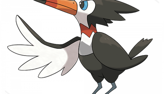 Pokémon Sun & Moon – Trumbeak