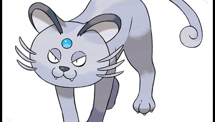 Pokémon Sun & Moon – Alolan Persian