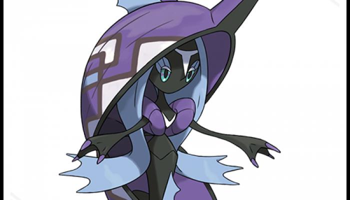 Pokémon Sun & Moon – Tapu Fini