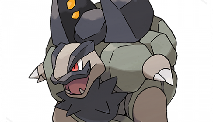 Pokémon Sun & Moon – Alolan Golem