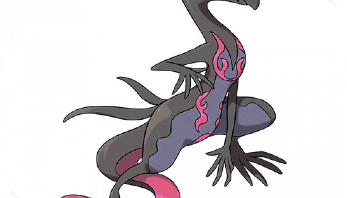 Pokémon Sun & Moon – Salazzle