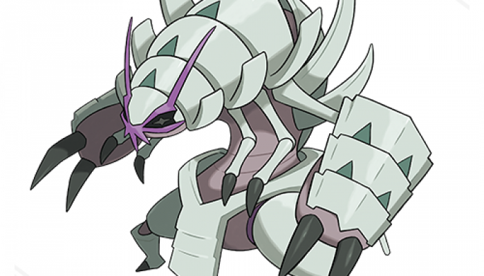 Pokémon Sun & Moon – Golisopod