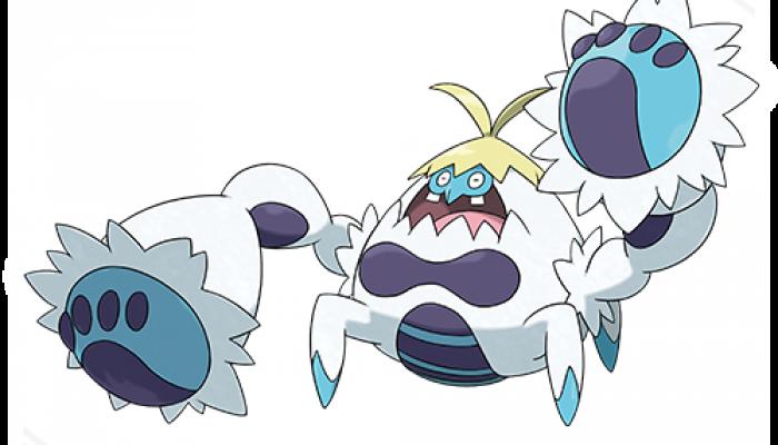 Pokémon Sun & Moon – Crabominable