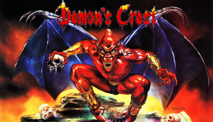Capcom: 'Demon's Crest scorches the New Nintendo 3DS eShop!'
