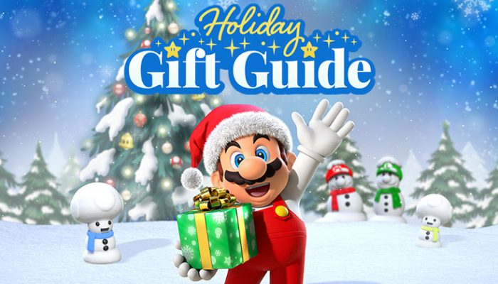 NoA: 'Find gifts for every gamer on your list'