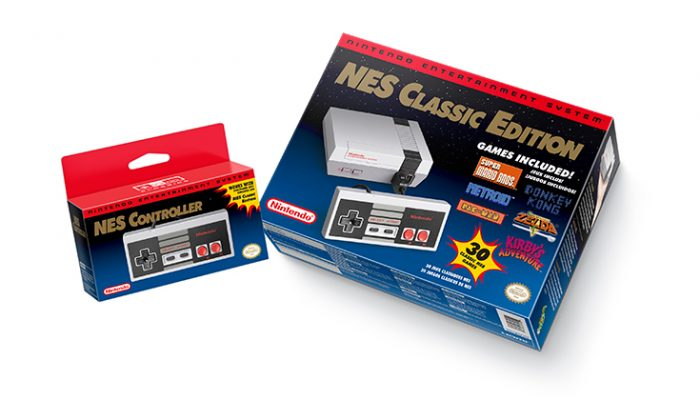NoA: 'Nintendo brings back the '80s to celebrate the launch of the NES Classic Edition'