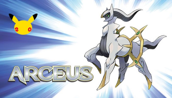 Pokémon: 'Another Chance at Arceus'