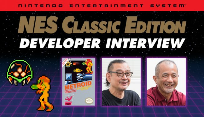NoA: 'New developer interview: Metroid'