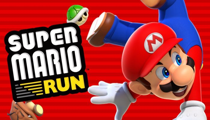 Super Mario Run reached 40 million downloads in just four days