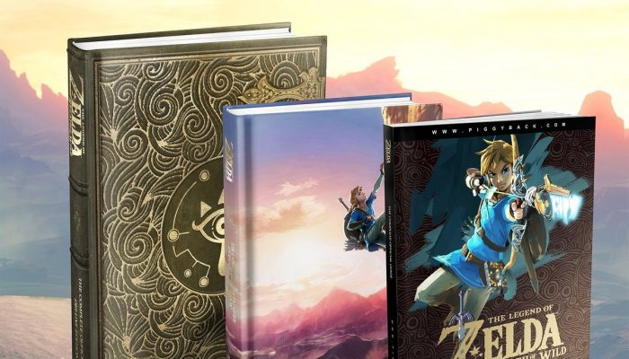 Breath of the Wild getting a three-edition complete guide