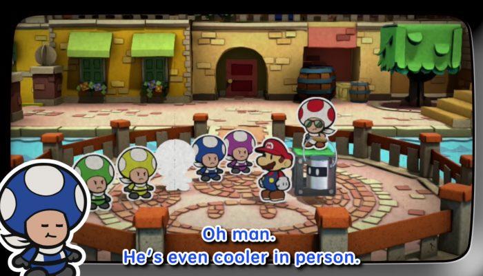 Paper Mario: Color Splash – Rescue V: Episode 7