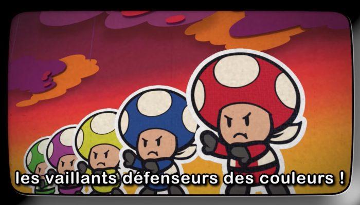 Paper Mario : Color Splash – Tous les épisodes de la série Rescue V
