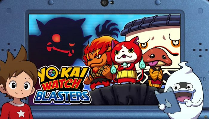 Yo-kai Watch 2 – Overview Trailer