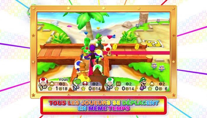 Mario Party : Star Rush – Bande-annonce Que la fête commence !