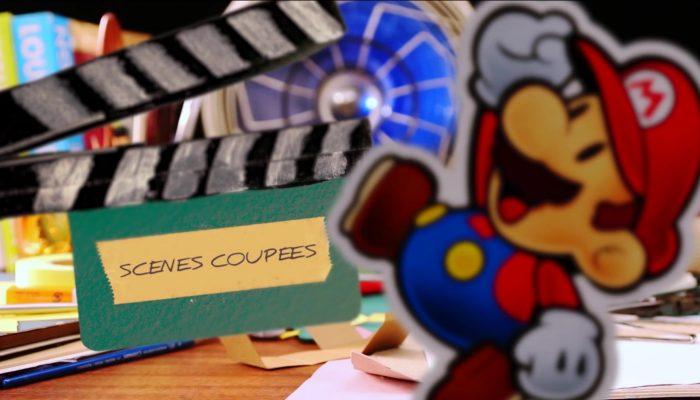 Paper Mario : Color Splash – Scènes coupées