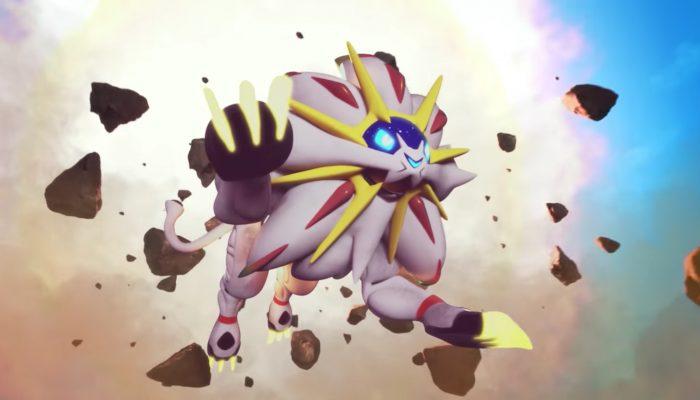 Pokémon Soleil & Lune – Bande-annonce légendaire