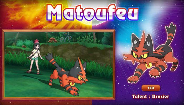 Pokémon Soleil & Lune – Les évolutions des Pokémon de départ ont été révélées !