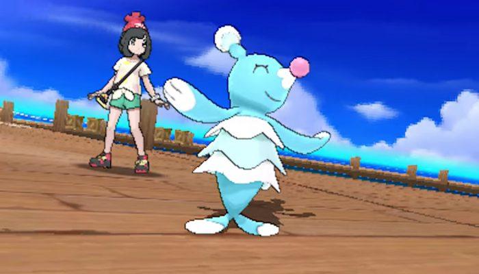 Pokémon Sun & Moon – Japanese October 4 Reveals Trailer