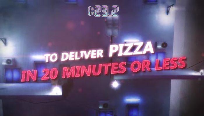 Ninja Pizza Girl – Nintendo eShop Launch Trailer