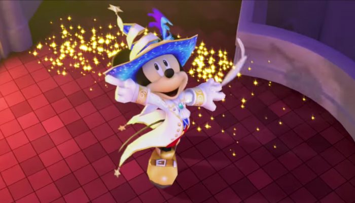 Disney Magical World 2 – Activities & Customization Trailers