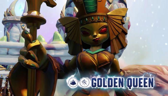 Skylanders Imaginators – Meet Golden Queen