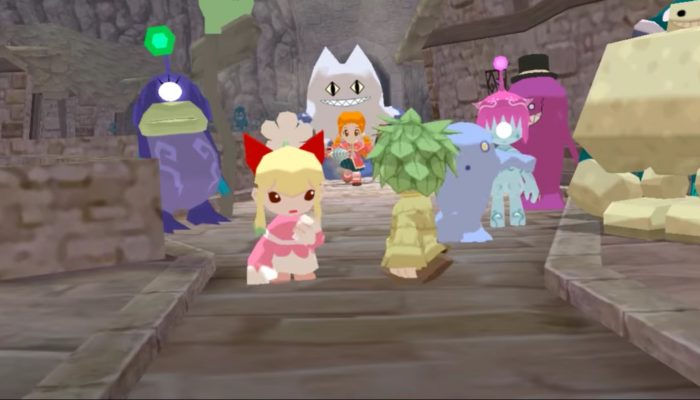 Gurumin 3D: A Monstrous Adventure – Extended Launch Trailer