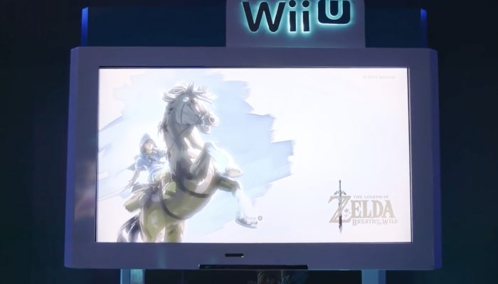 The Legend of Zelda: Breath of the Wild – Demo Reactions at EB Expo 2016