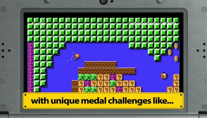 Super Mario Maker for Nintendo 3DS – Medal Challenges