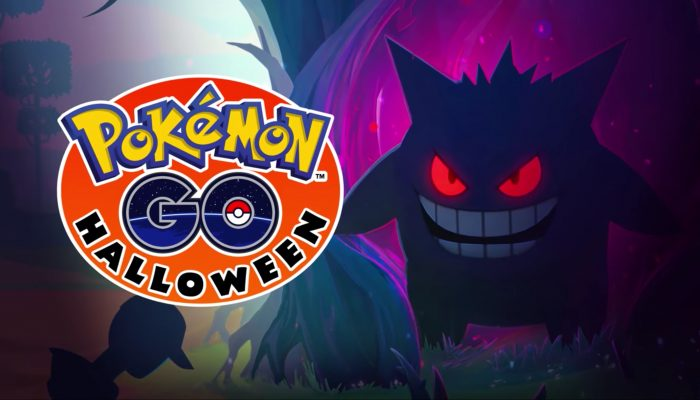 Niantic: 'Halloween is approaching…'