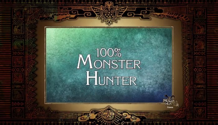 100 % Monster Hunter – Stream du 18/10/2016