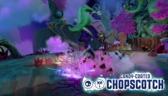 Skylanders Imaginators – Meet Candy-Coated Chopscotch