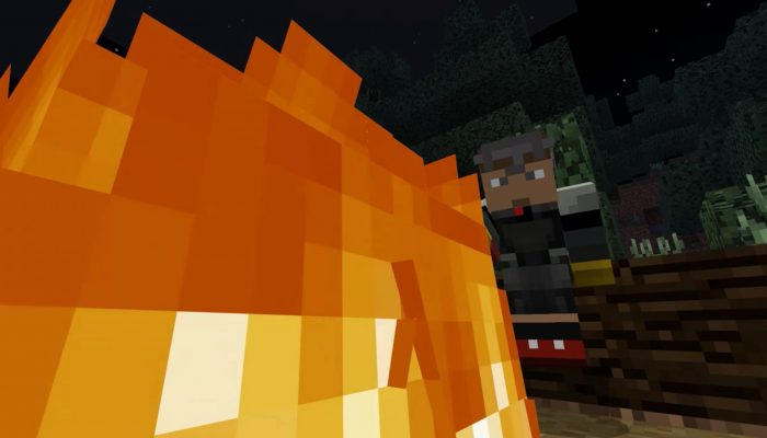 Minecraft: Wii U Edition – Campfire Tales Skin Pack Trailer