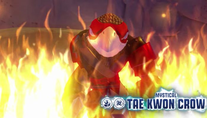 Skylanders Imaginators – Meet Tae Kwon Crow