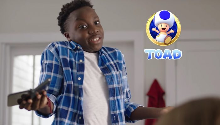Mario Party: Star Rush – Frenzied Friends Commercial