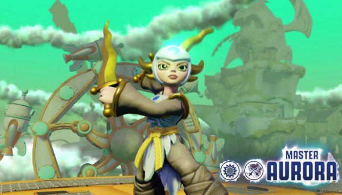 Skylanders Imaginators – Meet Master Aurora