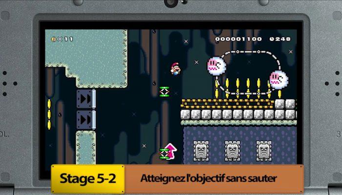 Super Mario Maker for Nintendo 3DS – Défi des médailles