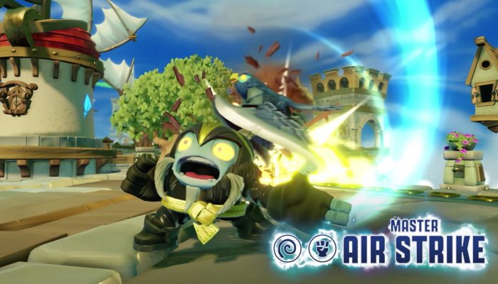 Skylanders Imaginators – Meet Master Air Strike
