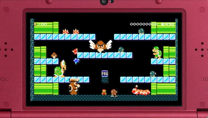 Super Mario Maker for Nintendo 3DS – Japanese Overview Trailer