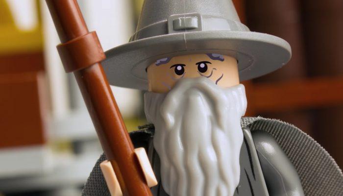 LEGO Dimensions – Gandalf Meets Newt Scamander