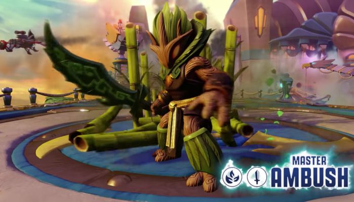 Skylanders Imaginators – Meet Master Ambush