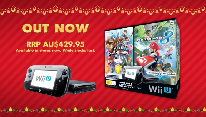 Wii U – Australian Holiday Bundle Trailer