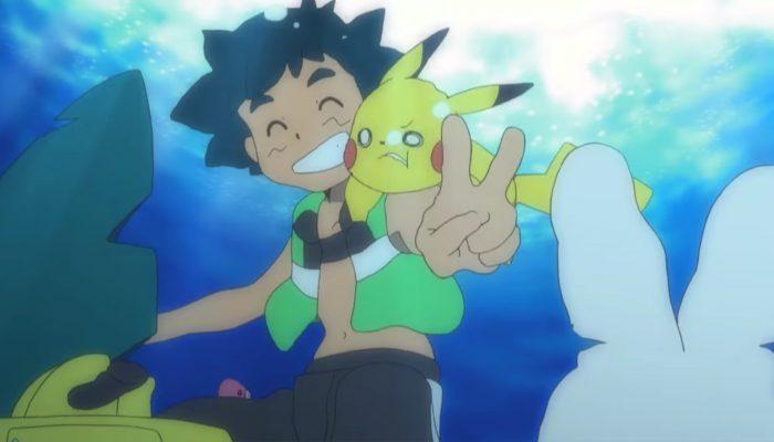 Pokémon – Bande-annonce de Pokémon, la série : Soleil et Lune