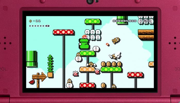 Super Mario Maker for Nintendo 3DS – Overview Trailer