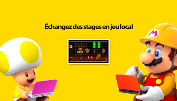 Super Mario Maker for Nintendo 3DS – Bande-annonce vue d'ensemble
