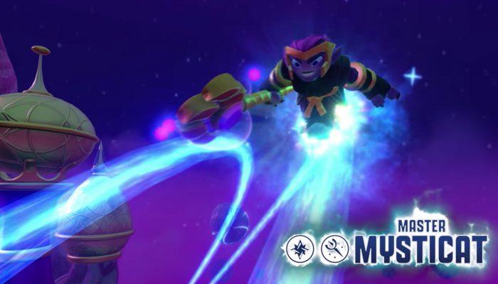 Skylanders Imaginators – Meet Master Mysticat