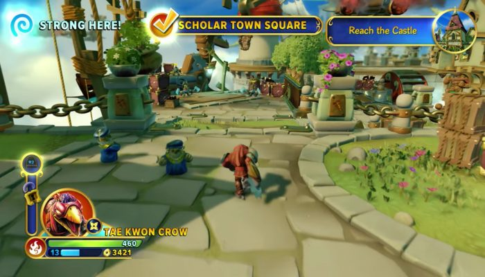 Skylanders Imaginators – Playthrough: Tae Kwon Crow, Aurora, Boom Bloom & More