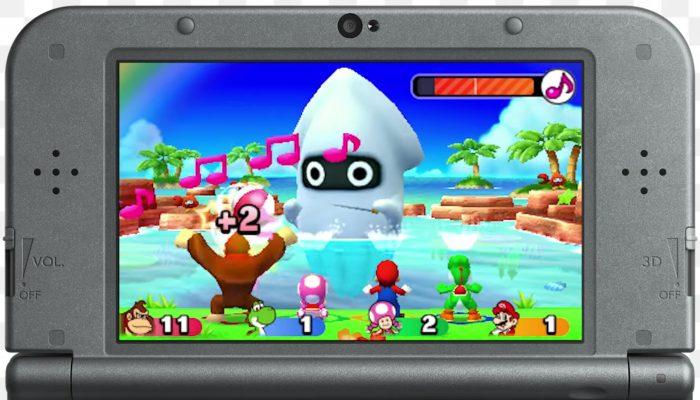 Mario Party: Star Rush – Launch Trailer